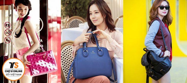 Lộ diện top 5 nhà bán sỉ túi xách balo hàng đầu trên thitruongsi.com