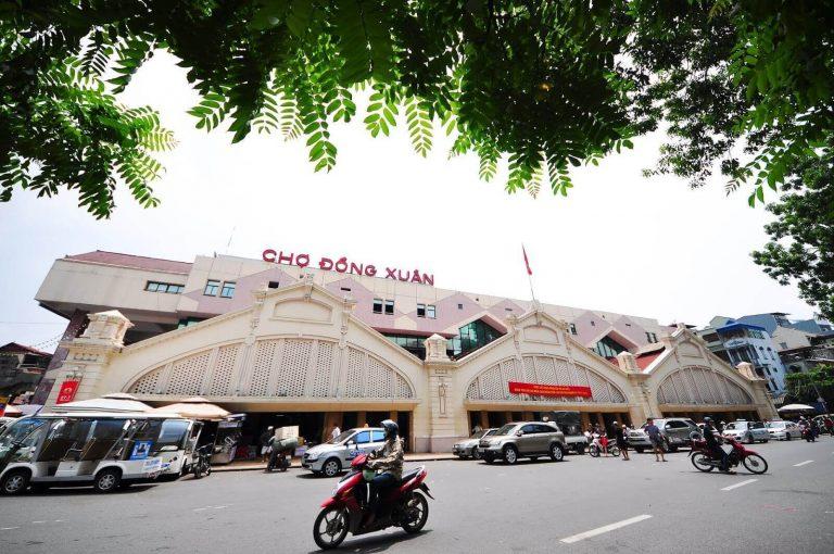 Bỏ túi kinh nghiệm hay đi chợ Đồng Xuân mua buôn quần áo