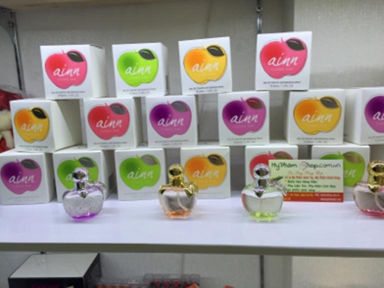 Nguồn hàng mỹ phẩm đa dạng tại MỸ PHẨM SHOP QUẬN TÂN PHÚ TPHCM