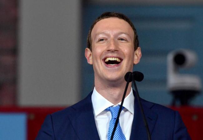 CEO Facebook vừa thu về khoản tiền cao kỷ lục