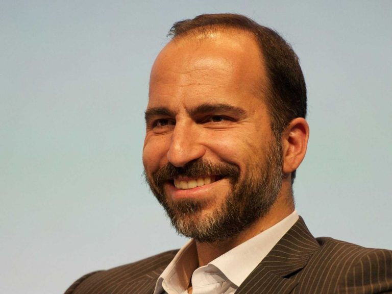 Tân tổng giám đốc Dara Khosrowshahi Uber là người thế nào?