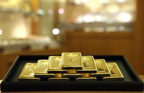Giá vàng lập đỉnh 9,5 tháng
