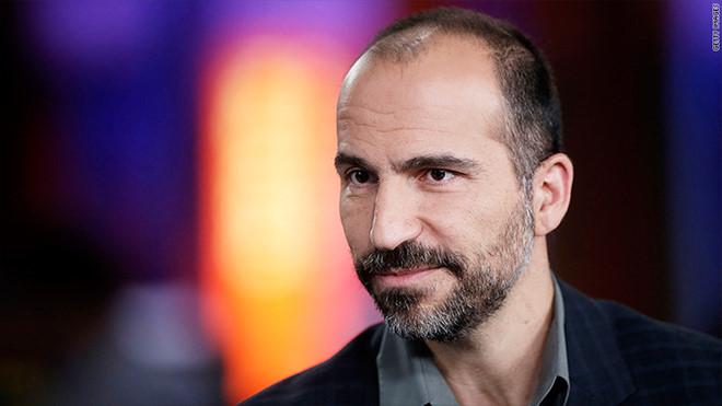 CEO mới của Uber tuyên bố sẽ IPO trong vòng 18 tháng