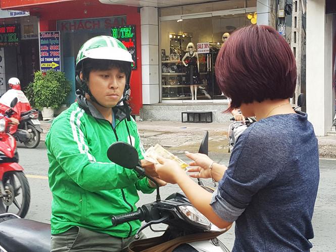 Grabbike - Những cuốc xe đời: Phóng viên Thanh Niên vào nghề GrabBike