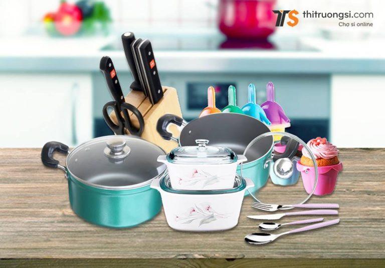 Nguồn hàng Nhà Cửa - Đời Sống được đăng bán trên giao diện Thitruongsi.com