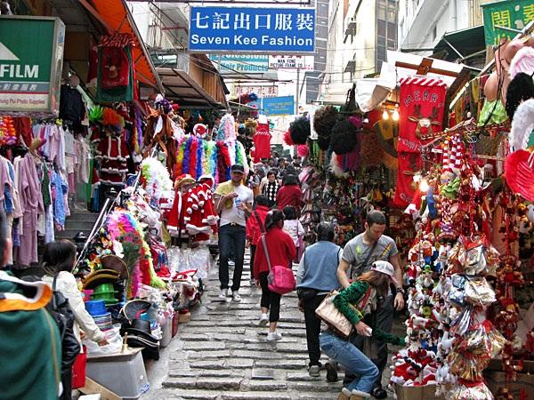 Đi đánh hàng quần áo Quảng Châu giá sỉ