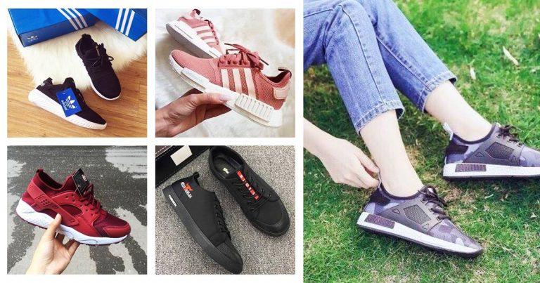 Kho Giày thể thao chuyên sỉ giày thời trang nam nữ kiểu dáng độc đáo