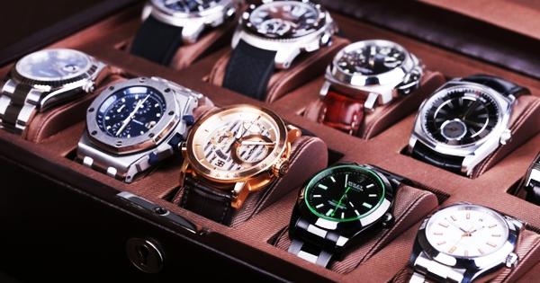 Cách kinh doanh đồng hồ siêu lợi nhuận. - Thị Trường Sỉ